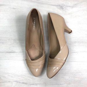 Naturalizer N5 Comfort Nude Heels, 9